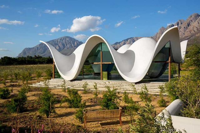 A chapel in South Africa by Steyn Studio (7)