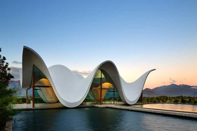 A chapel in South Africa by Steyn Studio (6)