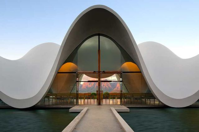 A chapel in South Africa by Steyn Studio (4)