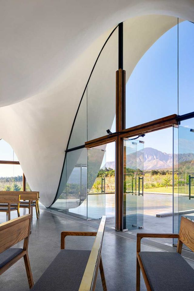 A chapel in South Africa by Steyn Studio (3)
