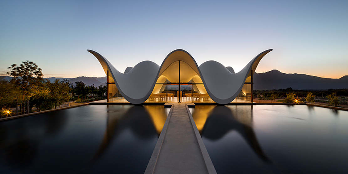 A chapel in South Africa by Steyn Studio (1)