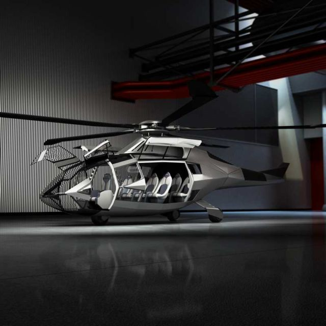 Bell FCX-001 Rotorcraft Helicopter (7)