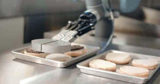 Burger-flipping robot (1)