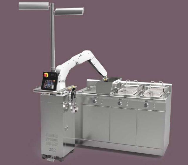 Burger-flipping robot (2)