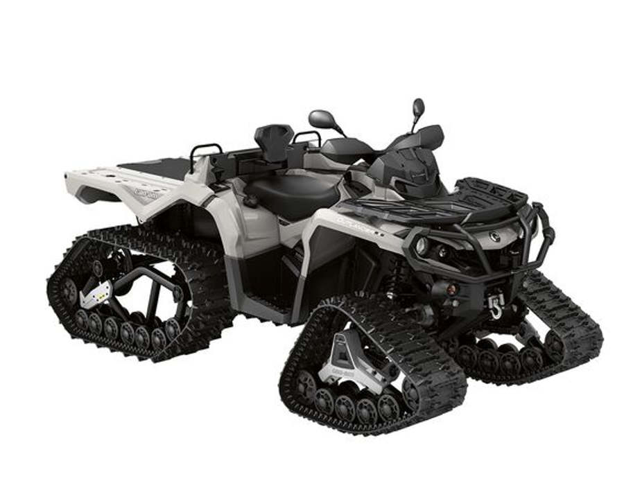 Can-Am ATV Track System
