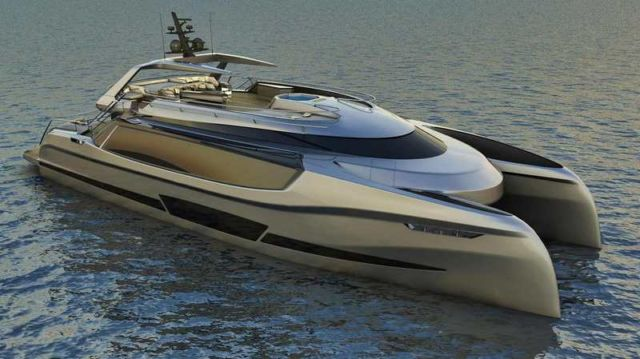 Ego Catamaran Superyacht