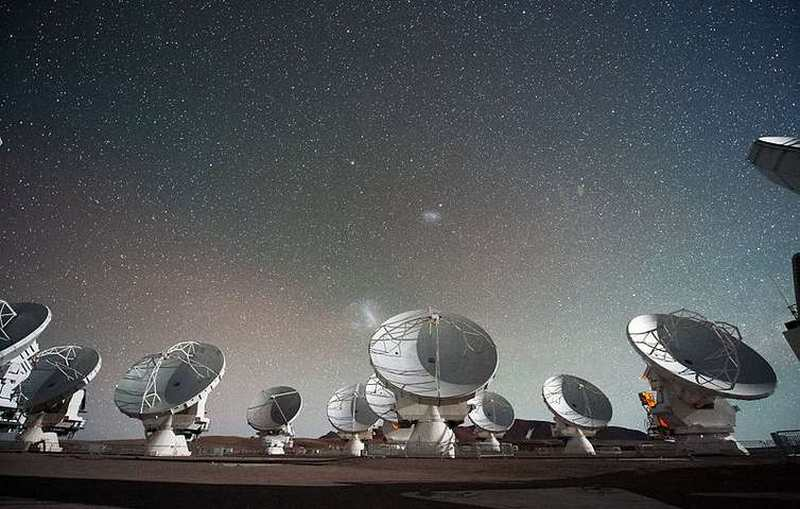Atacama Large Millimeter submillimeter Array