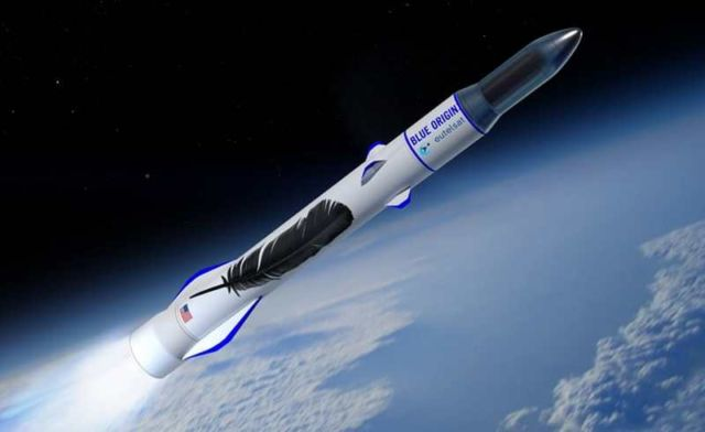 Blue Origin's Rocket