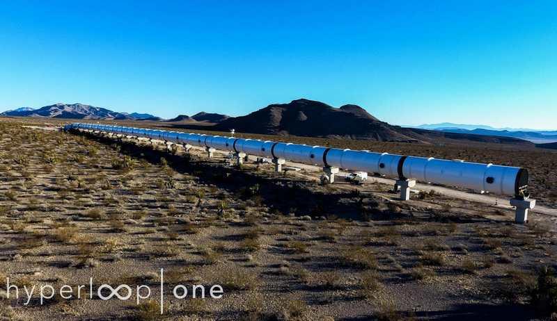 Full-Scale Hyperloop Test Track in Nevada (8)