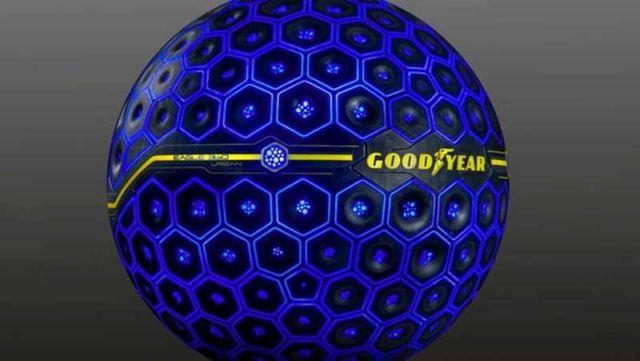 Goodyear Eagle 360 Urban spherical Tire