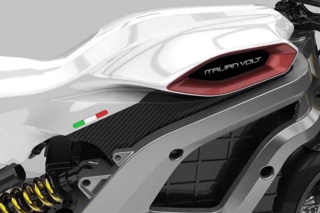 Italian Volt electric motorbike concept (5)