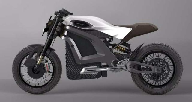 Italian Volt electric motorbike concept (3)
