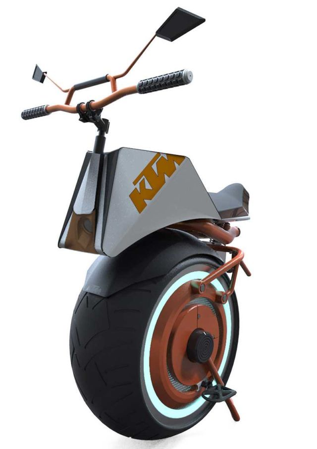 KTM Unicycle concept (5)