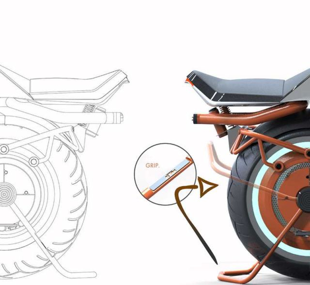 KTM Unicycle concept (2)