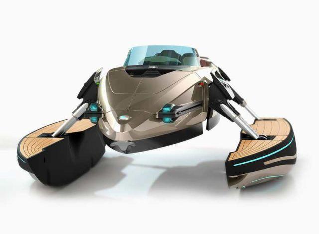 Kormaran K7 personal speedboat