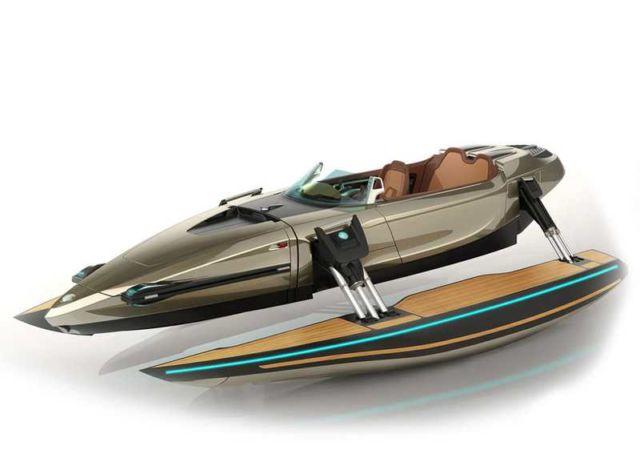 Kormaran K7 personal speedboat (7)