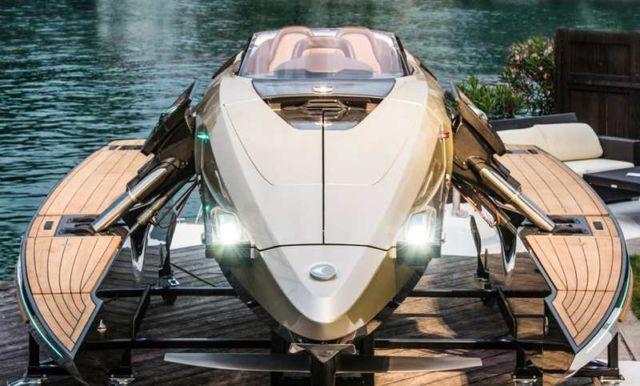 Kormaran K7 personal speedboat (6)