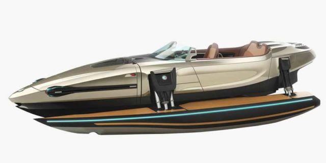 Kormaran K7 personal speedboat (5)