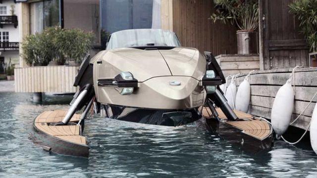 Kormaran K7 personal speedboat (4)