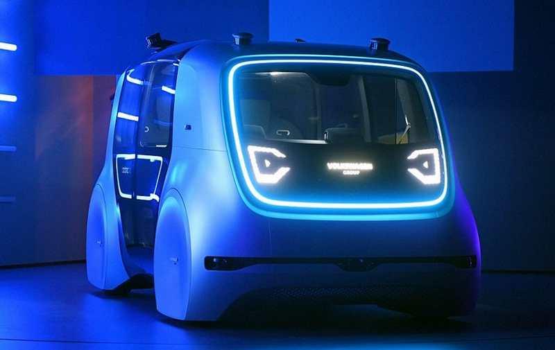 wordlessTech | Meet VW Sedric