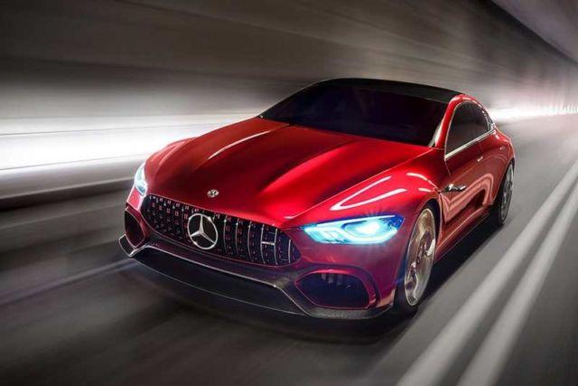 Mercedes-AMG GT Concept (6)