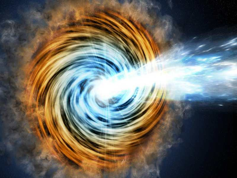 black-hole-powered galaxies called blazars are the most common sources detected by NASA's Fermi Gamma-ray Space Telescope