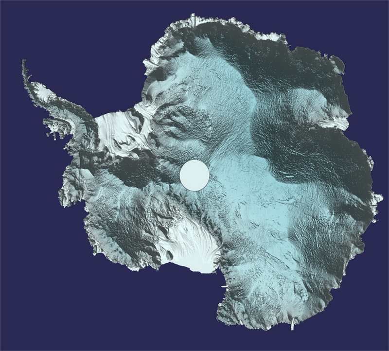 New detailed 3D images of Antarctica