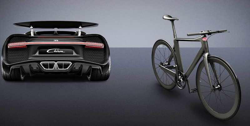 Wordlesstech Pg X Bugatti Bicycle