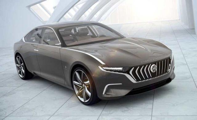 Pininfarina H600 concept car (8)