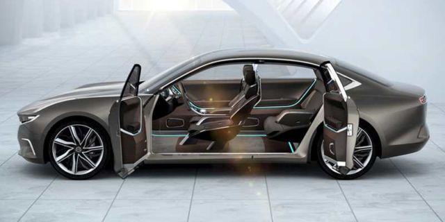 Pininfarina H600 concept car (7)