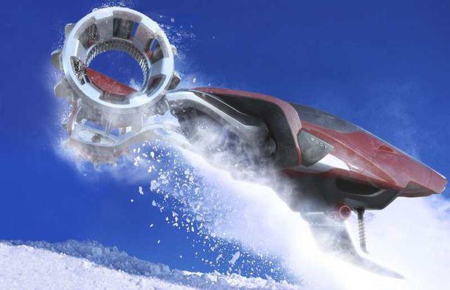 RDSV - Rapid Deployment Snow Vehicle