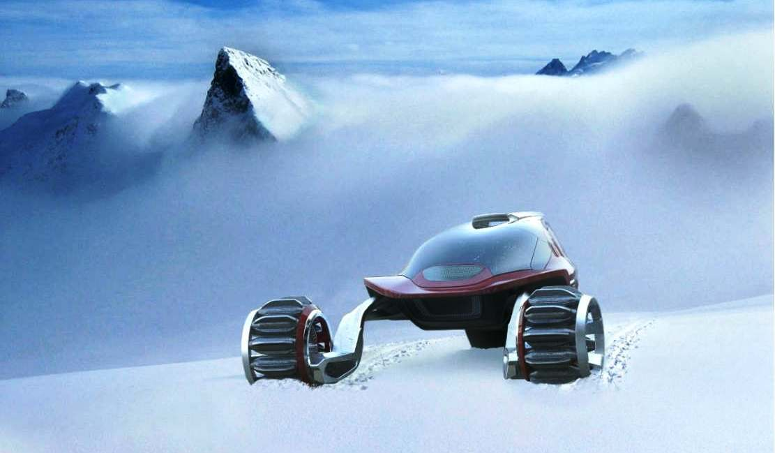 RDSV - Rapid Deployment Snow Vehicle (1)