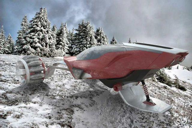RDSV - Rapid Deployment Snow Vehicle (9)
