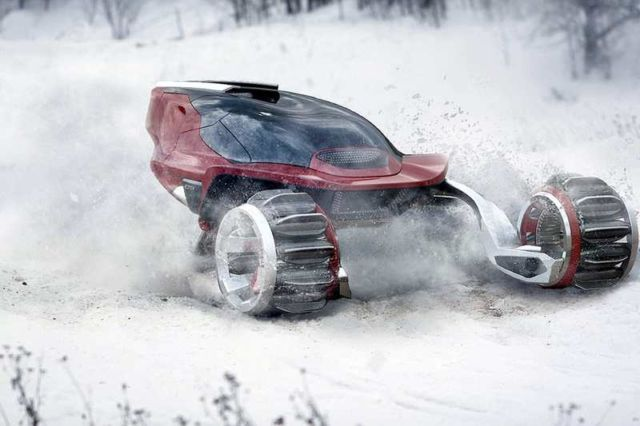 RDSV - Rapid Deployment Snow Vehicle (8)