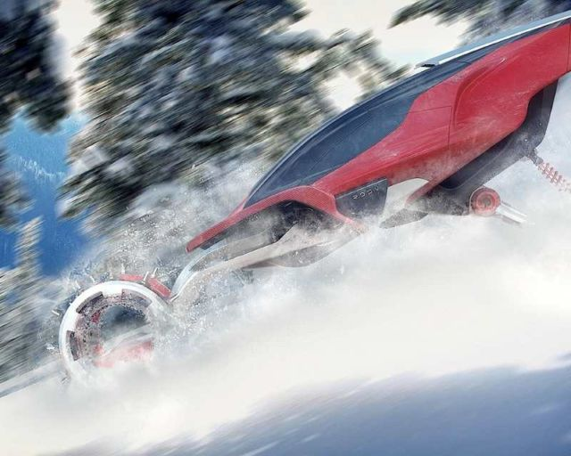 RDSV - Rapid Deployment Snow Vehicle (7)