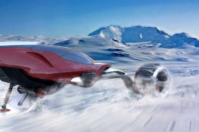 RDSV - Rapid Deployment Snow Vehicle (5)