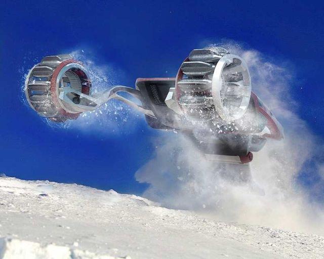 RDSV - Rapid Deployment Snow Vehicle (4)