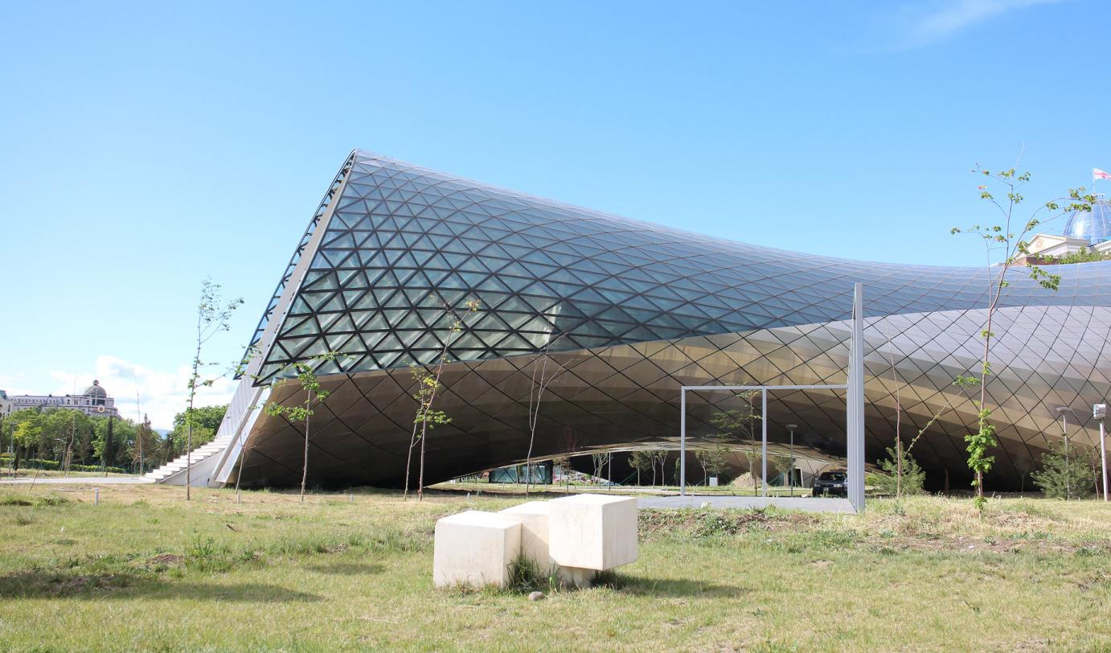 Rhike Park - Music Theatre and Exhibition Hall in Georgia (1)