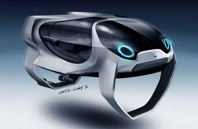 SeaBubbles Flying River Taxis