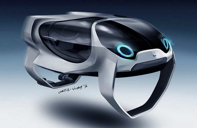 SeaBubbles Flying River Taxis (4)