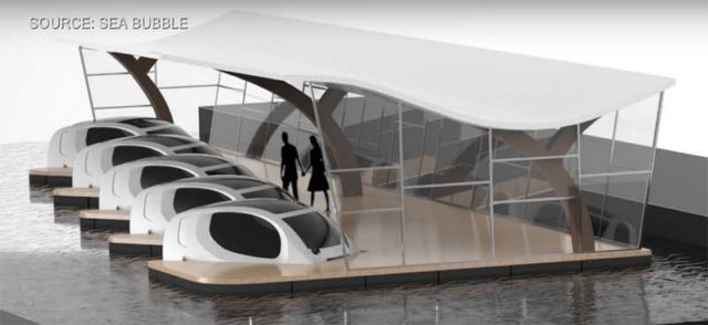 SeaBubbles Flying River Taxis (3)