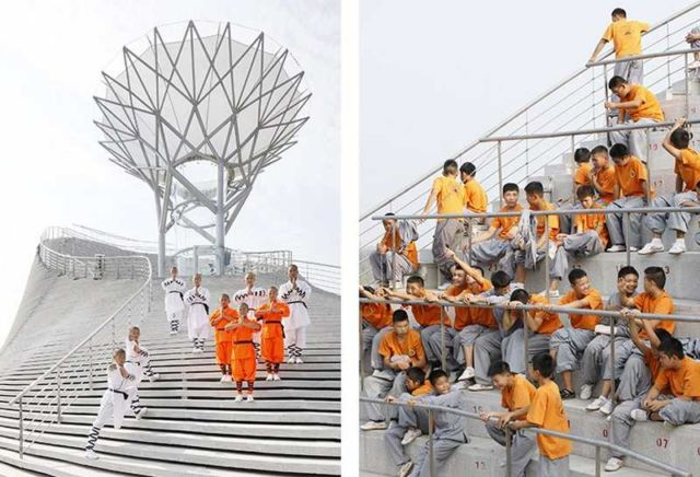 Shaolin Flying Monks Temple (2)