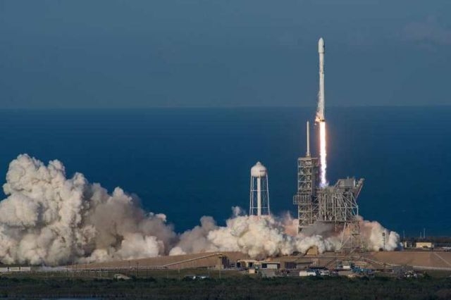 SpaceX makes History by reusing its Rocket