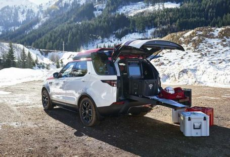 The All-New Land Rover Discovery (2)