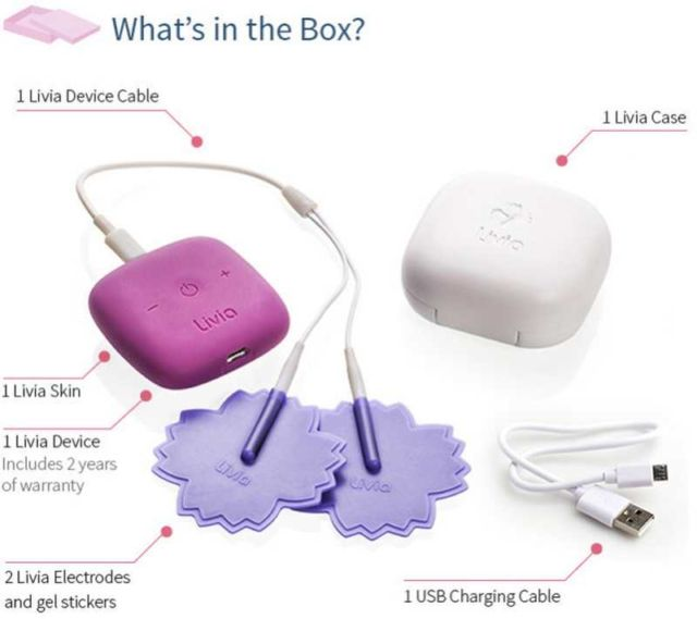Livia- The Off Switch for Menstrual Pain (1)