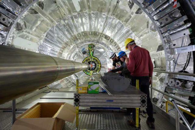 First major upgrade at CERN
