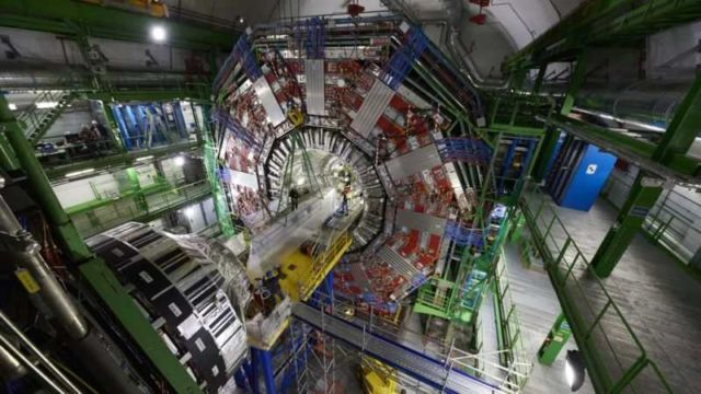 First major upgrade at CERN