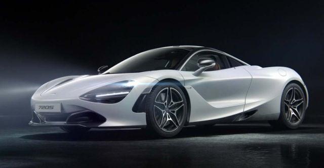 The new McLaren 720S