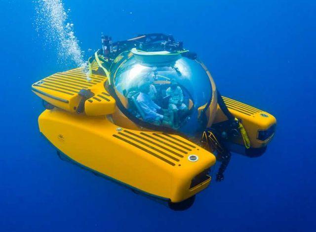 Triton 6600-2 Personal Submarine