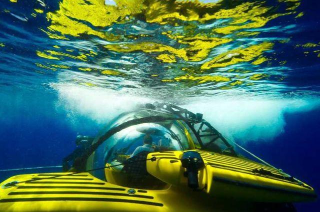 Triton 6600-2 Personal Submarine (9)
